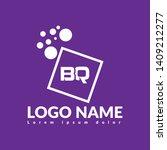 bq company linked letter logo...