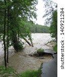 Flash Flood. Natural Disaster....