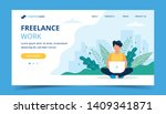 Freelance Work Page Template....
