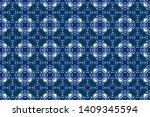 a seamless background. black ...   Shutterstock . vector #1409345594