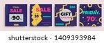 modern promotion square web...   Shutterstock .eps vector #1409393984