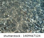 Sea Stones Under Water With ...
