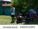 kazan  tatarstan   russia   05... | Shutterstock . vector #1409521991