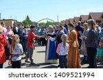 kazan  tatarstan   russia   05... | Shutterstock . vector #1409521994