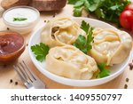 Manti Or Manty Dumplings ...