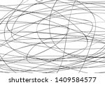 Chaotic Abstract Flowing Lines  ...