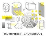 universal trend halftone...   Shutterstock .eps vector #1409605001