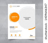 brochure  poster  flyer ...   Shutterstock .eps vector #1409646347
