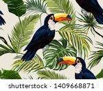 beautiful seamless vector...   Shutterstock .eps vector #1409668871