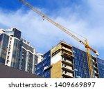 Construction Site. Constructio...