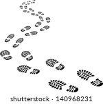 black,clip art,come away,depart,design,design pattern,detail,footpath,footprints,footstep,footwear,go away,imprint,pattern,pitch
