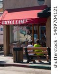 newport  california   october...   Shutterstock . vector #1409704121