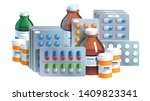 Various Meds. Pills  Capsules...