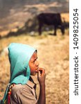 lalibela  ethiopia   november...   Shutterstock . vector #1409825054