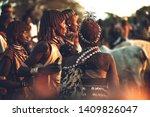 omo valley  ethiopia   november ...   Shutterstock . vector #1409826047