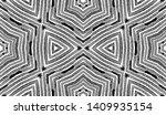 black and white geometric... | Shutterstock . vector #1409935154