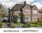 Semi Detached House And Garden...
