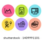 add purchase  atm and flight... | Shutterstock .eps vector #1409991101