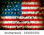 usa flag | Shutterstock . vector #141031531