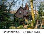 kaliningrad. komsomolskaya... | Shutterstock . vector #1410344681