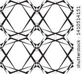 geometric seamless pattern ... | Shutterstock .eps vector #1410514151