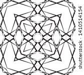 geometric seamless pattern ... | Shutterstock .eps vector #1410514154