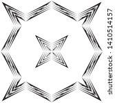 geometric seamless pattern ... | Shutterstock .eps vector #1410514157