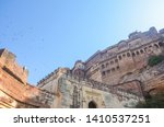 View Of Mehrangarh Fort With...