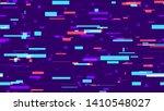 light stripes seamless neon... | Shutterstock .eps vector #1410548027