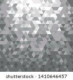 polygonal shapes background ... | Shutterstock .eps vector #1410646457