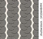 vector seamless pattern. modern ... | Shutterstock .eps vector #1410648494