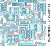 seamless pattern. panel high... | Shutterstock .eps vector #1410655451