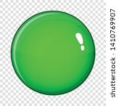 round glossy button icon.... | Shutterstock .eps vector #1410769907
