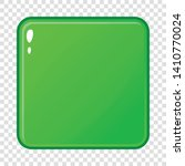 green glossy button icon.... | Shutterstock .eps vector #1410770024