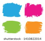 color grunge banners.grunge... | Shutterstock .eps vector #1410822014