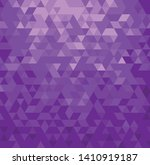 polygonal shapes background ... | Shutterstock .eps vector #1410919187