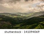 hills near bologna  italy ... | Shutterstock . vector #141094069