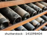 Ancient Wine Bottles Dusting I...