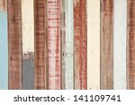 vintage wood background | Shutterstock . vector #141109741