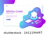 dental clinic website header ...