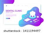 dental clinic website header ...