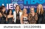 new york  ny   may 29  2019 ... | Shutterstock . vector #1411204481