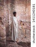 glalibela  ethiopia   november...   Shutterstock . vector #1411240181
