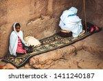 lalibela  ethiopia   november...   Shutterstock . vector #1411240187