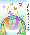 rainbow   Shutterstock .eps vector #14112886