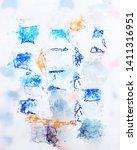modern art. colorful...   Shutterstock . vector #1411316951