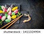 Traditional Chuseok Day Food ...