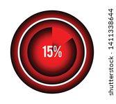 circle percentage diagrams 15 ...