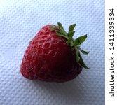 macro photo food berry... | Shutterstock . vector #1411339334