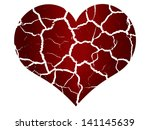 Broken Heart In Peaces